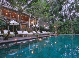 Puri Sunia Resort, resort in Ubud