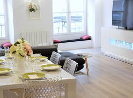 Arles' Haven - Le Loft du Centre, apartment in Arles