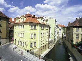 Hotel Certovka, hotel in Prague