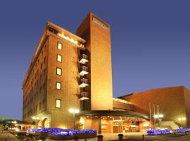 Hotel Mielparque Yokohama, economy hotel in Yokohama