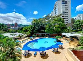 Hotel Dann Carlton Medellín, hotel v destinaci Medellín