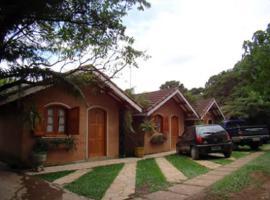 Pousada Recanto da Natureza, hotel em Monte Verde