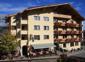 Hotel Rettenberg, Hotel in der Nähe von: Swarovski Kristallwelten, Kolsass