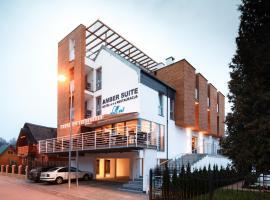 Hotel Amber Suite Enklawa dla Dorosłych, hotel near St Peter Apostle Church, Międzywodzie