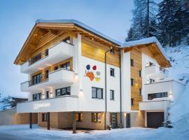 Lux Appartements, apartment in Ischgl
