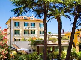 Hotel Lamberti, hotell i Alassio