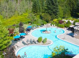 Hilltop Inn - Salmon Arm, hotel em Salmon Arm