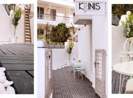 Krinis Apartments, hotel near Aquarium of Rhodes, Rhodes Town