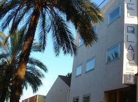 Hotel Blauet, hotel in El Prat de Llobregat