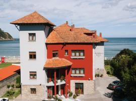 Hotel Ribadesella Playa, hotel near Bufones de Pria, Ribadesella