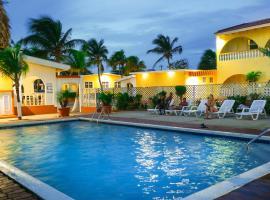 Coconut Inn, hotel in Eagle Beach