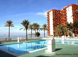 Apartamentos Altair La Manga, pet-friendly hotel in La Manga del Mar Menor