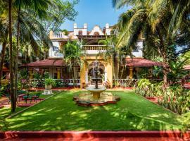 Casa Anjuna, hotel with pools in Anjuna