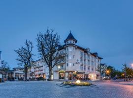 Hotel Aquamarin, Hotel in Kühlungsborn
