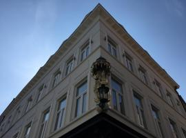 Antwerp Business Suites, hotel in Antwerp