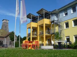 Apartmenthaus SportCHALET, cabin in Bad Dürrheim
