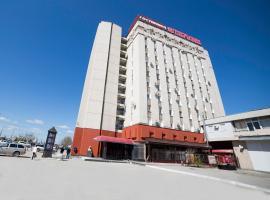 Oktyabrskaya Hotel, Hotel in Samara