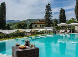 Villa Parri Residenza D'epoca, hotel in Pistoia