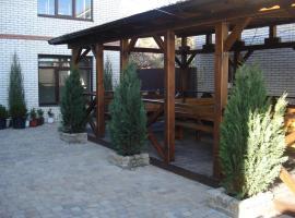 LightHouse, hotel in Berdiansk