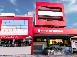 Hotel Rio Vermelho, hotel perto de Estação Rodoviária de Goiânia, Goiânia