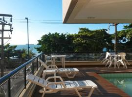 Villa Costeira Beira Mar, apart-hotel em Fortaleza