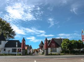 Camelot Motor Lodge, hotel in Christchurch