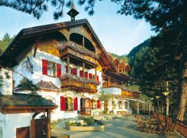 Hotel Waldheim Belvedere, hotell i Brixen