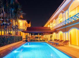 Le Jardin Hotel, hotel in Pakse