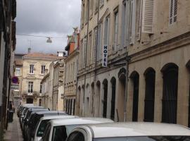 Hotel Du Parc, hotel near Promenade Sainte-Catherine, Bordeaux