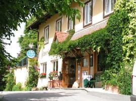 Hotel Restaurant - Häuserl im Wald Graz, hotel in Graz