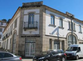 Hotel Solar dos Pachecos, hotel in Lamego