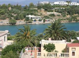 Hotel Eliza, serviced apartment in Agios Nikolaos