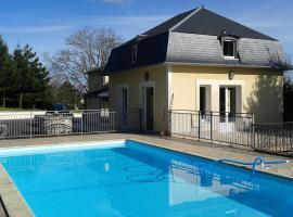 Chambres d'Hôtes Entre Deux Rives, B&B in Honfleur