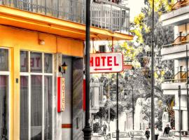 Hotel Andreou, hotel in Loutraki