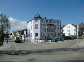 Pension Granitzeck, hotel in Ostseebad Sellin