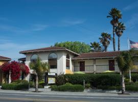 Mission Inn, inn in Santa Cruz