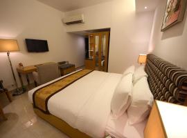 Hotel Bengal Canary Park, hotel v destinaci Dháka