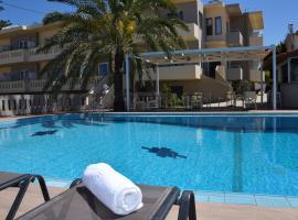 Amaryllis, hotel with pools in Plataniás