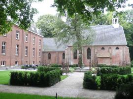 Klooster Nieuwkerk Goirle, hotel in Goirle