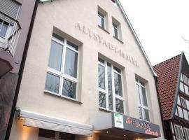 Altstadt Hotel Blomberg, hotel near Pedestrian Area Detmold, Blomberg