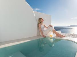 Andronis Honeymoon, hotel in Fira