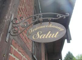 Ferienwohnung Salut, Ferienwohnung in Saarbrücken