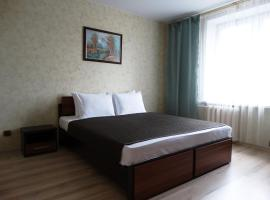 InnDays on Sportivnaya, hotel near Novodevichy Convent, Moscow