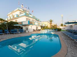 Hotel Eco Del Mare, hotel a Marina di Massa