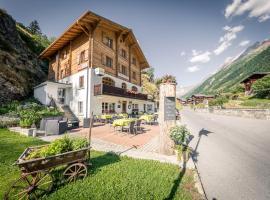 Hotel Breithorn, Hotel in Blatten im Lötschental