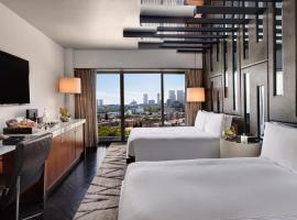 SIXTY Beverly Hills, boutique hotel in Los Angeles