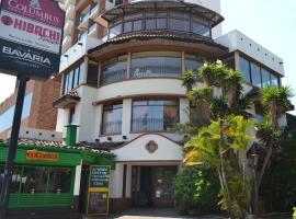 Hotel Columbus, Hotel in San José