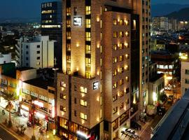 Urban Island Hotel Jeju, hotel near Jeju International Airport - CJU, Jeju