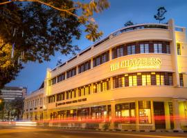 The Chambers Hotel, hotel near Sunway Carnival Mall, George Town