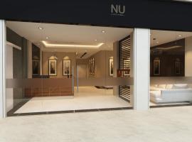 NU Hotel @ KL Sentral, hotel in KL Sentral Train Station, Kuala Lumpur